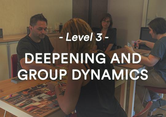 Level 3: Deepening and group dynamics